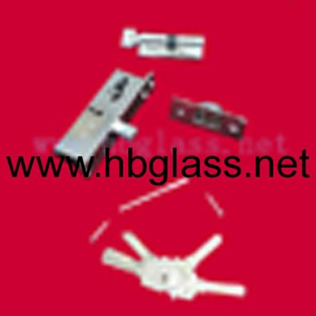 Hardware accessories - floor lock