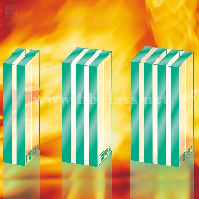 FPOS Fire Resistant Glass