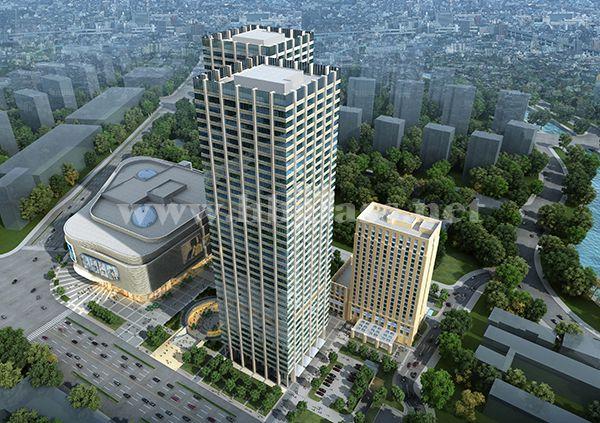 天津陆家嘴金融中心