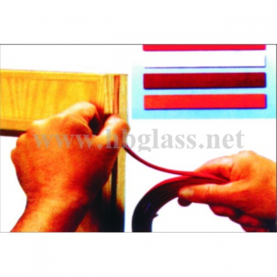 Fire-proof sealing strip