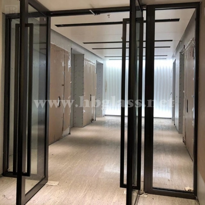 Fireproof Glazing Door