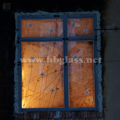 Fire Rated Glazing Window