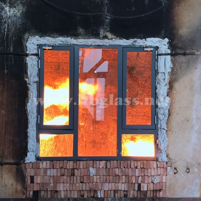 Fireproof Window