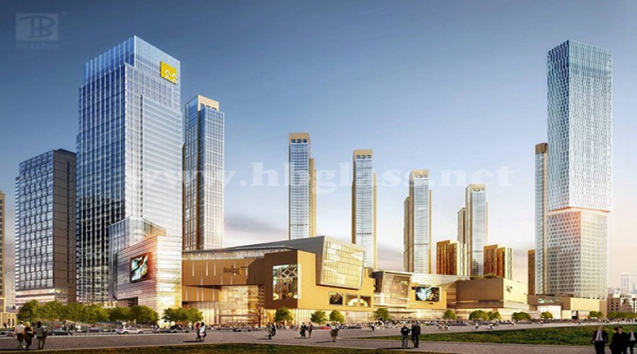 Yuefu Phase I of Taiyuan Huarun Center