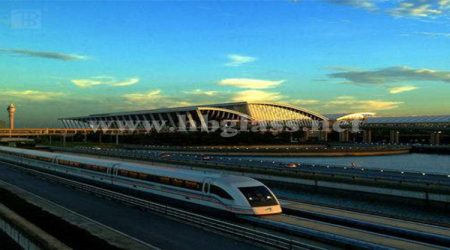 Changsha Maglev Station
